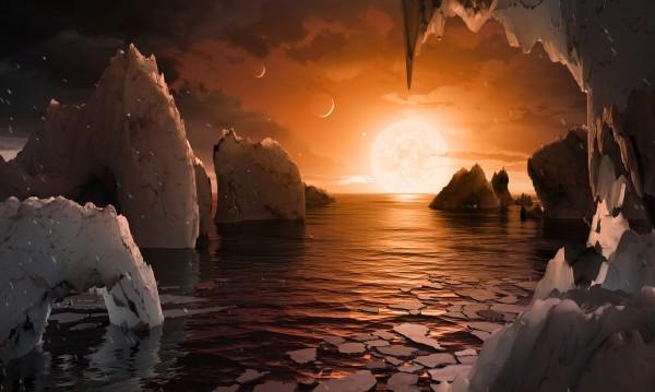 НАСА откри обитаеми планети. Какво значи това?