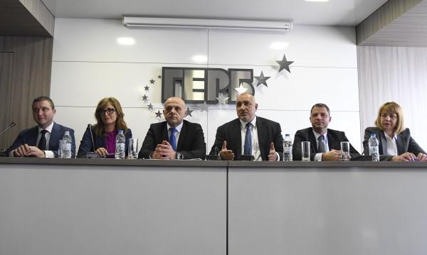 Листите на ГЕРБ: Куп кандидати, 11 министри, 54% новаци