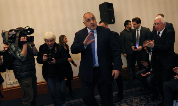 Борисов след властта: Искахме мир, а получихме реваншизъм