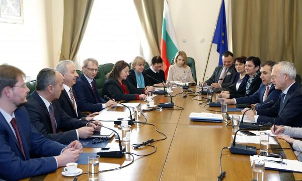 Герджиков работи за по-малка административната тежест за бизнеса