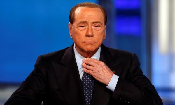 Предлагат на търг обяд с Берлускони