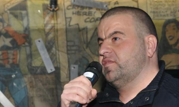 Почина тв водещият Роро Кавалджиев. Поклон!