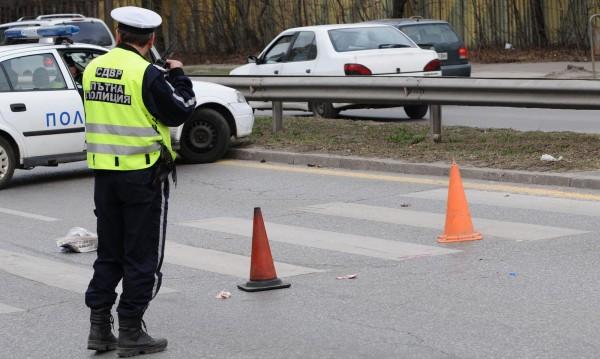 Пешеходец загина в Пловдив, блъсна го кола