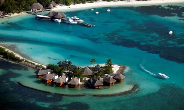 Райската красота на Малдивите