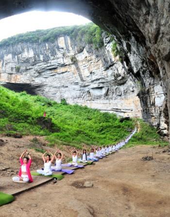 За йога и подмладяването