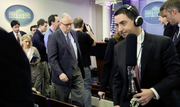Белият дом отказа достъп на големи американски медии