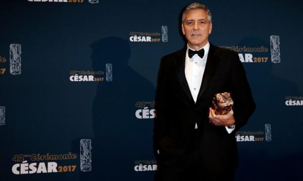 Клуни призова за защита на свободата в Америка на Тръмп