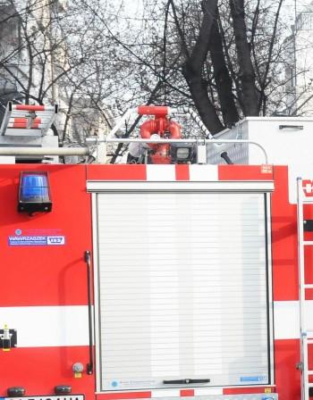 Мъж загина при пожар във фургон в пловдивско село
