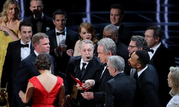 """Гаф като за """"Оскар"""". Кой е най-добрият филм?"""