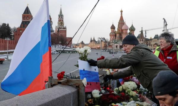 Традиционно, в Русия: Политически убийства без разкритие