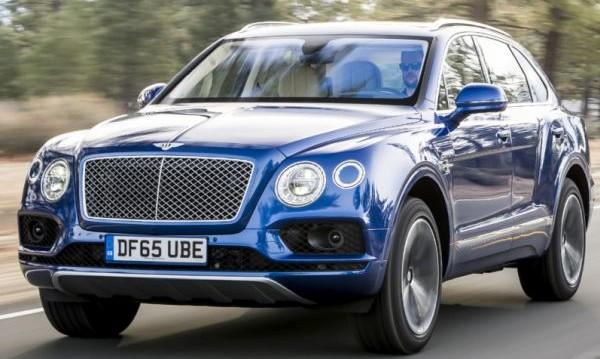 Bentley няма спирка, ще прави и по-малък SUV