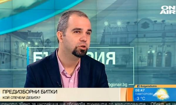 Първан Симеонов: Популизмът – политическо движение