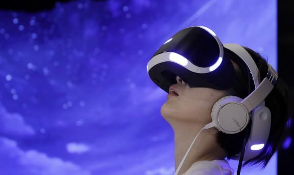 Очилата за виртуална реалност на Sony се продават на кило