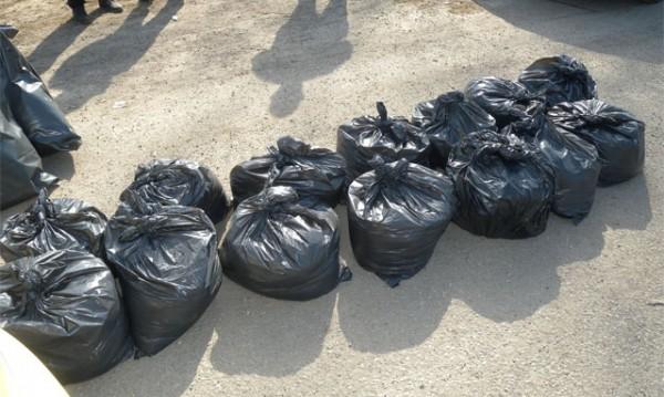 Полицаи иззеха над 205 кг нелегален тютюн във Видин