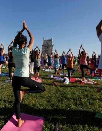 Жизненост и енергия чрез йога