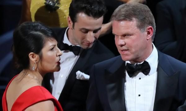 """И виновникът за гафа с """"Оскар""""-ите е..."""