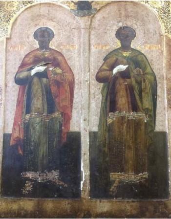 Откриха изчезнала ценна икона на Кукленския манастир