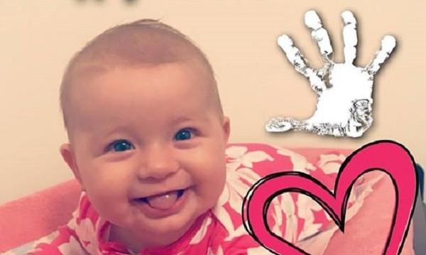 Мия – внучката на Стоичков стана на 5 месеца