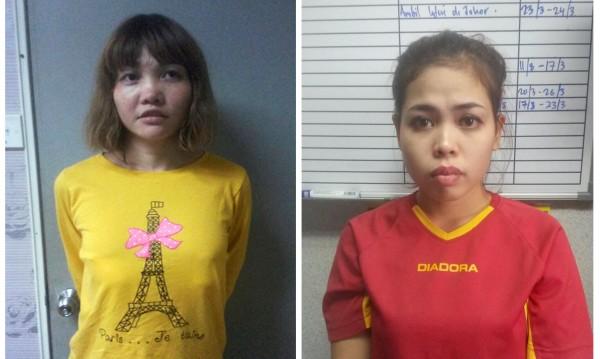 Малайзия повдигна обвинения за убийството на Ким Чен-нам