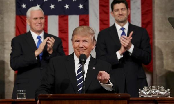 Русия – най-важната дума, която Тръмп не изрече пред Конгреса