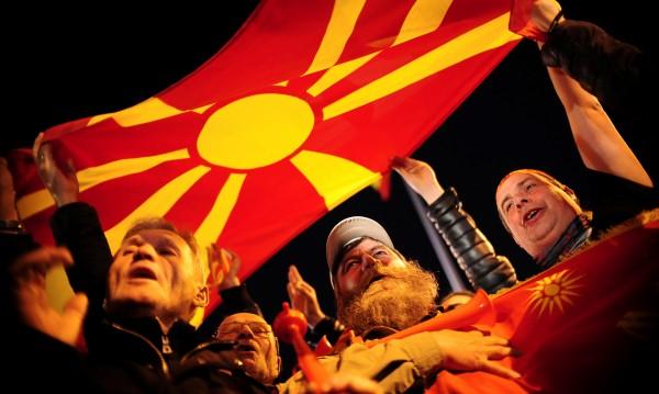 От Тирана към Скопие: Без албанците няма Македония!