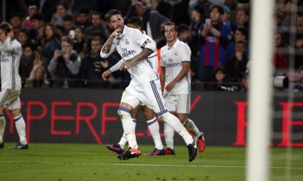 Капитанът на Реал разпали нова война с Барса
