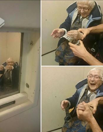 """Ани – 99-годишната """"пакостница"""" в  Наймехен"""