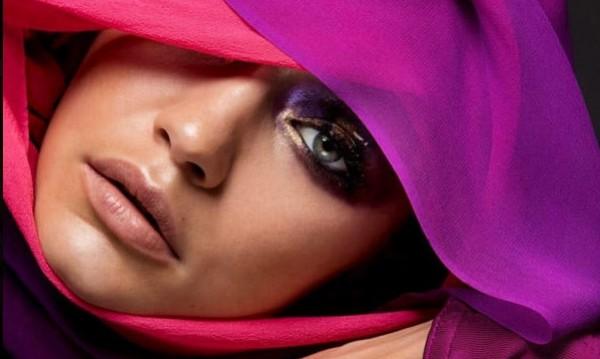 Арабският Vogue потегли с Джиджи Хадид