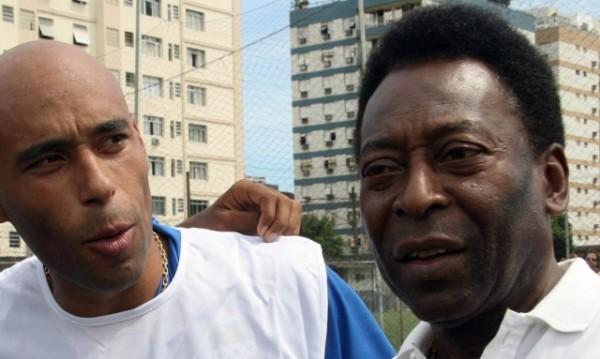 Съдът пусна сина на Пеле и с обвинение за трафик на наркотици