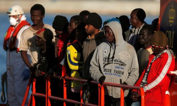 Едва 1/3 от мигрантите в ЕС сирийци, другите – от Ирак, Сомалия...