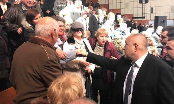 Борисов: Ако има партия, която по-добре да управлява, се дръпвам