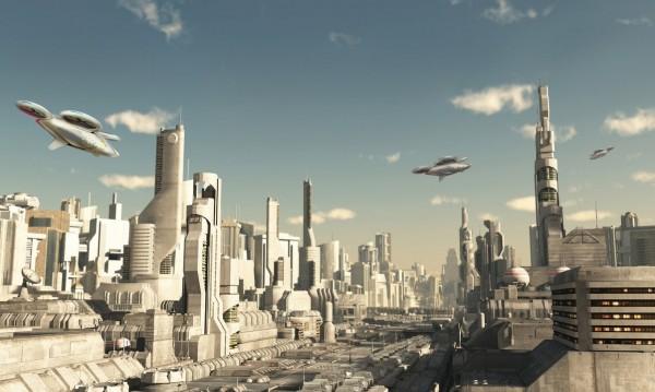 Дрон на Airbus ще вдига колите от задръствания