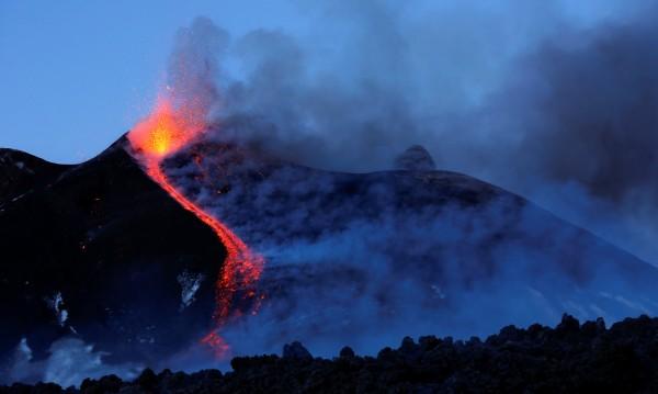 Най-красивите вулканични изригвания
