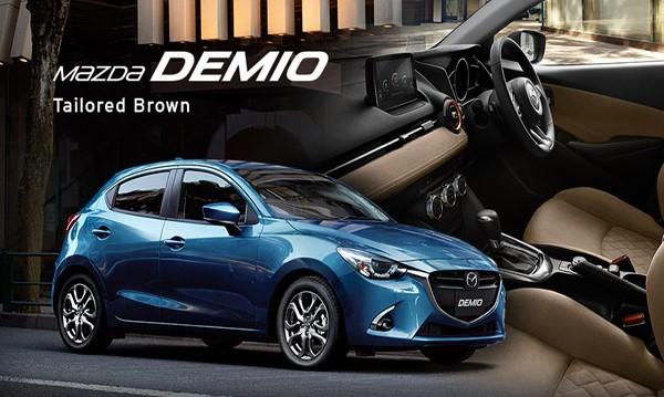 Новата Mazda 2 изтече предсрочно в мрежата