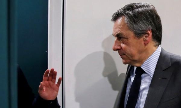 Франсоа Фийон взел 50 000 евро заем и не го декларирал