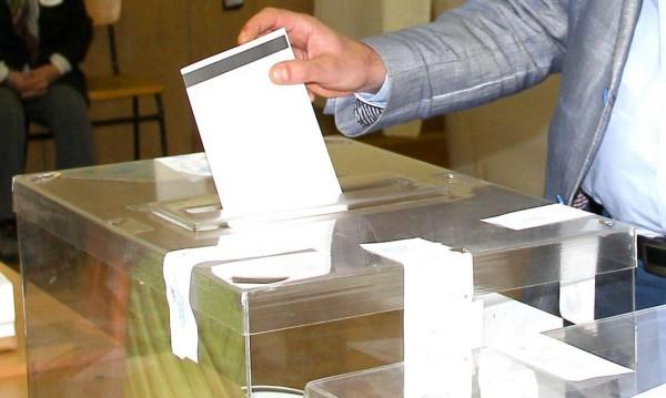 Няма първа сила на вота: ГЕРБ печели 29,1%, БСП - 29 на сто