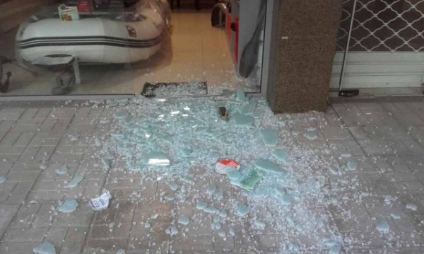Стреляха по магазин във Варна, после по собственика му