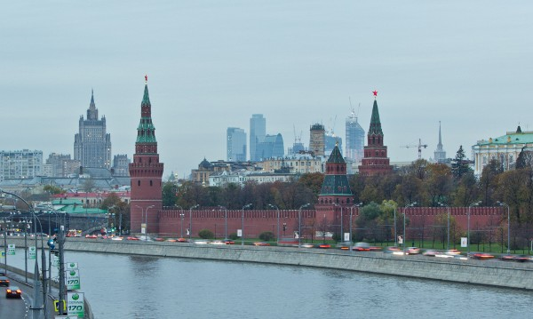 Феминистка група е арестувана пред Кремъл