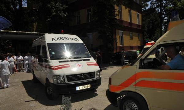 След ПТП във Варна: Възрастна жена е в кома