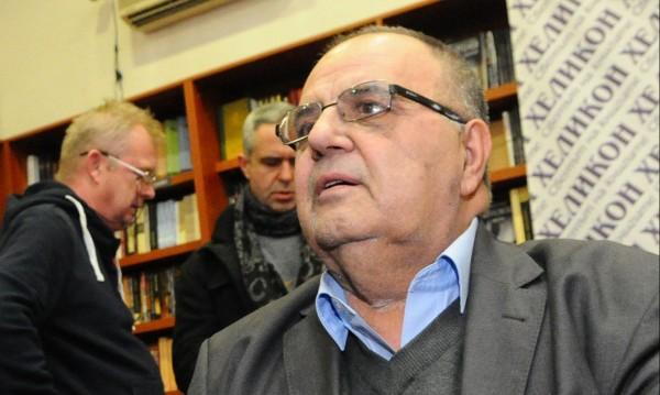 Божидар Димитров в болница със съмнения за инфаркт