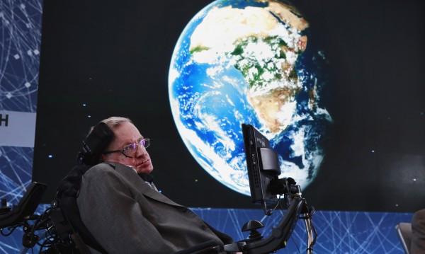 Стивън Хокинг е привърженик на идеята за световно правителство