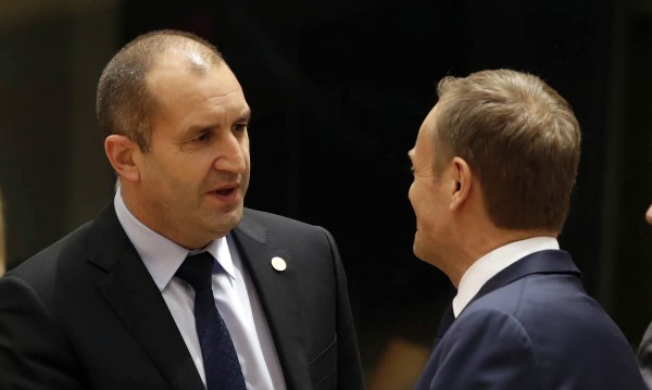 Радев за ЕС: Получаваме много, но и жертваме много!