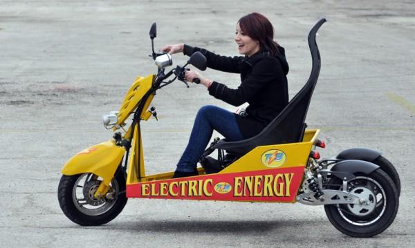 Българин измисли и направи: Електровозила минават 100 км за 30 стотинки