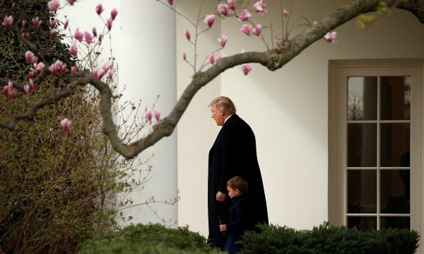 Неканен гост: Заловиха нарушител в Белия дом
