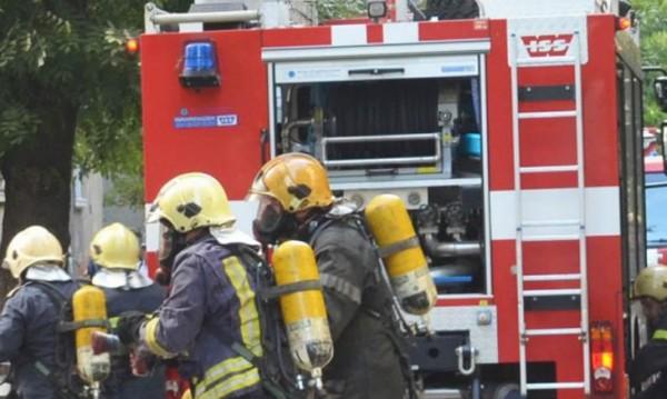 Мъж загина при пожар във фургон в София