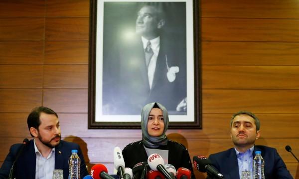 Турция гласи ответни мерки, но без икономически санкции