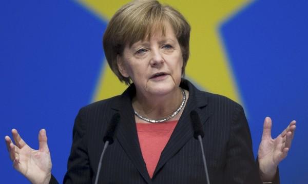 Меркел отлага посещението си в САЩ заради бурята