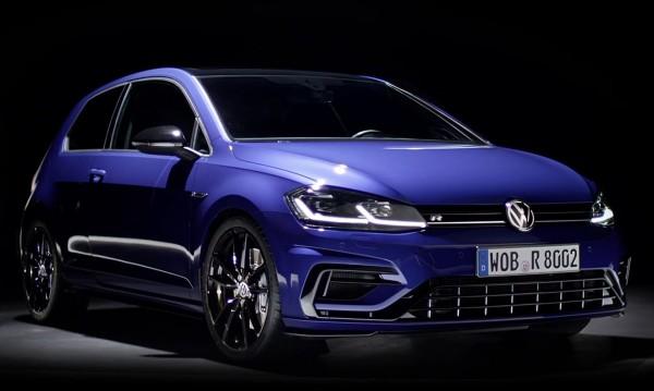 Мощен, специален, луксозен – VW готви нов Golf R