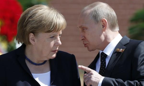 Ръката на Кремъл в германската вътрешна политика