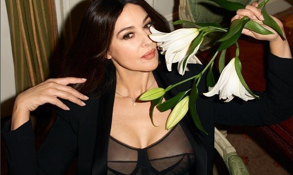 10 от най-секси снимките на Моника Белучи
